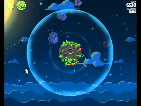 1º GamePlay BRASILEIRO de Angry Birds Space + Surpresa