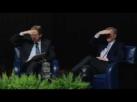 Eric Schmidt at the Michael Hammer Memorial Lecture