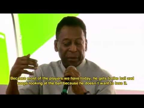 Pelé Forever Interview