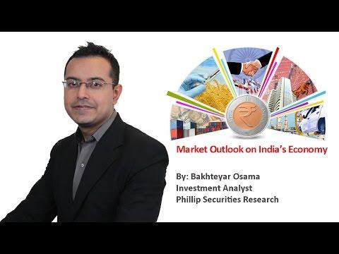 Market Outlook on India's Economy  - PhillipCapital Market Watch
