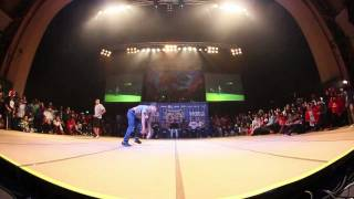 Bboy Morris vs. Bboy Sunni | UK B-Boy Champs 2011