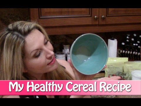 Healthy Breakfast Cereal Rich in Protein Healthiest Breakfastt for Weight Loss