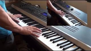 Kurzweil Artis Sounds Demo - Blues / Gospel Song