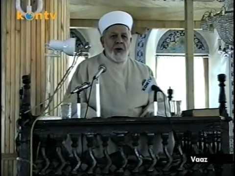 Tahir Büyükkörükçü Hoca (Vaaz-4)_HQ