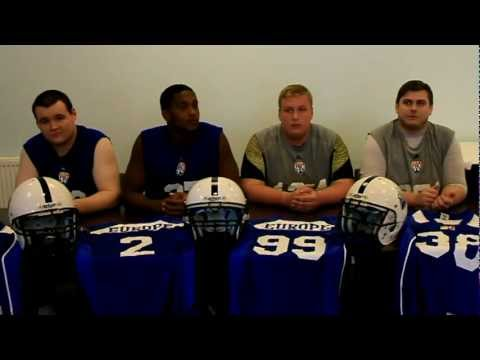 Gridiron TV - FBU Stirling 2012 - Highlights