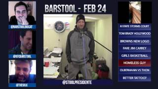 Barstool Rundown February 24 Featuring Alec Sulkin