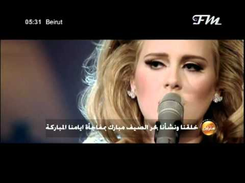 اغنية روعة  adele someone like you Music Videos