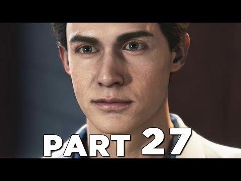 SPIDER-MAN PS4 Walkthrough Gameplay Part 27 - DOCTOR (Marvel's Spider-Man)