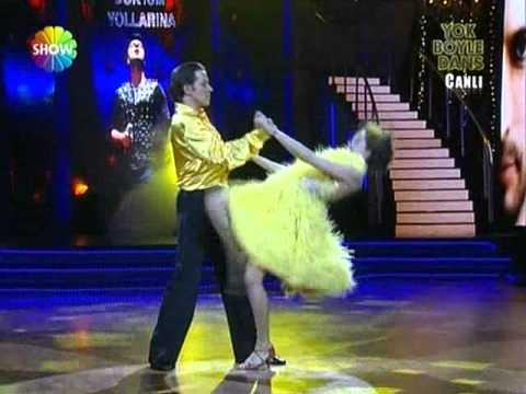 Nikolay Manolov & Azra Akin -Salsa, Yok Boyle Dans