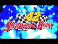42nd Annual Snowball Derby