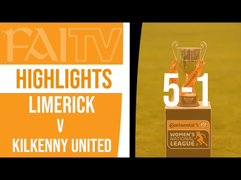 HIGHLIGHTS: Limerick 5-1 Kilkenny United