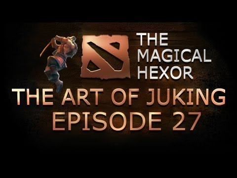 Dota 2 Weekly - The Art of Juking - Ep. 27