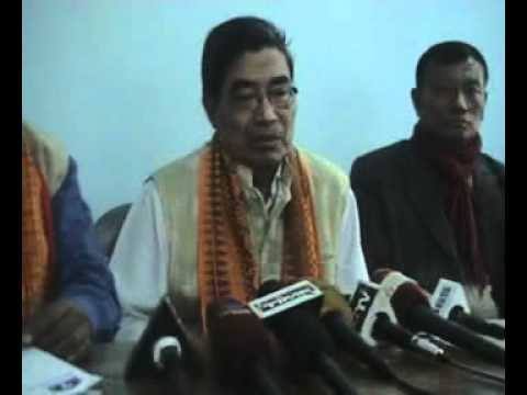 Bodo Sahitya Sabha Press Meet, Kokrajhar 2