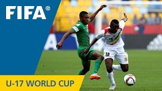 FINAL Highlights: Mali v. Nigeria - FIFA U17 World Cup Chile 2015