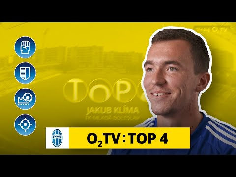 TOP 4: Jakub Klíma
