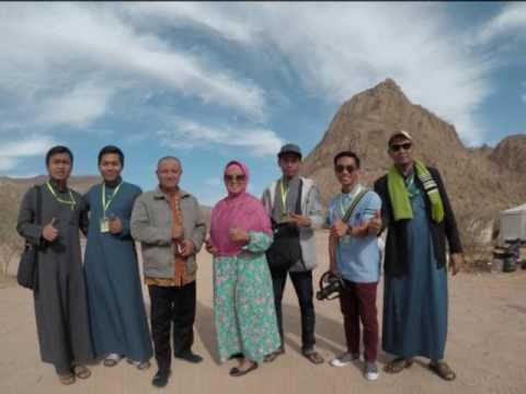 Foto travel umroh murah surabaya