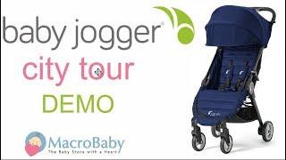 Baby Jogger City Tour - Stroller Demo | MacroBaby
