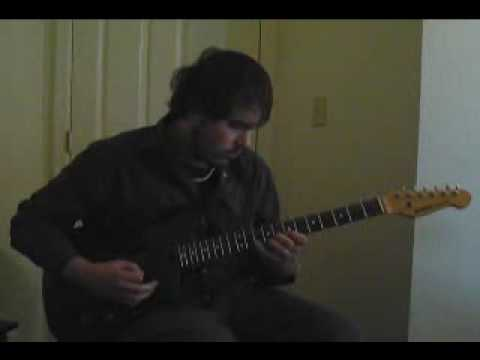 Learning To Play Guitar Video 1
