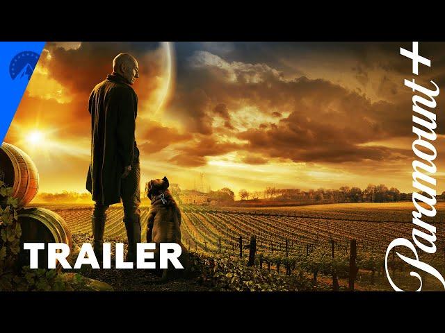 Star Trek: Picard | SDCC Trailer - Sir Patrick Stewart Returns thumbnail