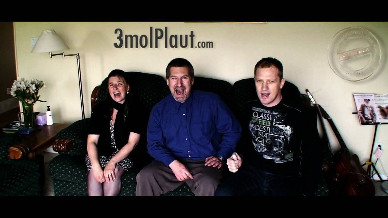 Alabama - I'm In A Hurry (Cover by 3molPlaut) - YouTube