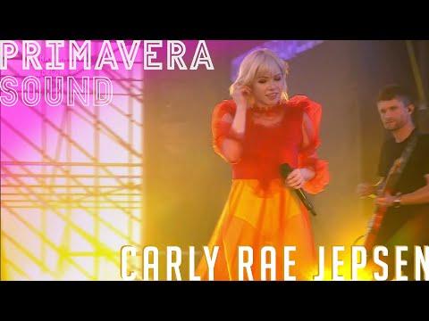 Carly Rae Jepsen - Primavera Sound Festival - May 31, 2019