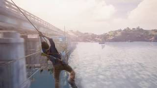 Uncharted 4 Funny Deaths 10 Ways To Die