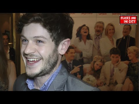 Game of Thrones Season 3 Iwan Rheon Interview on Torturing Theon Greyjoy