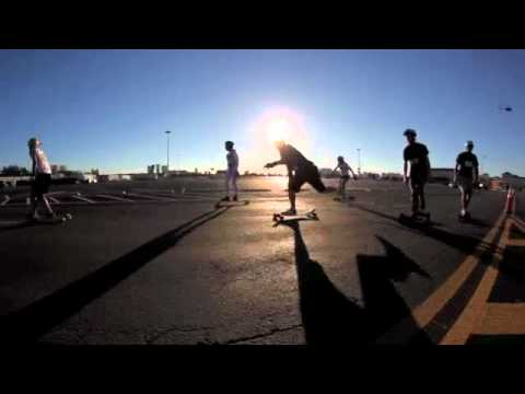 Bustin Longboards NYC Presents An Adrenalina Marathon Teaser