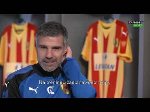 Kosmopoliga: Gino Lettieri || Piłka Nożna || Ekstraklasa Po Godzinach