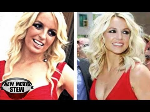 BRITNEY SPEARS Look-Alike Makes Half a Million Per Year