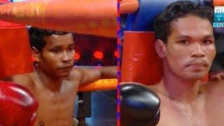 Phai Kimheat Vs Lonh Vandy, MyTV Boxing, 01/June/2018 | Khmer Boxing Highlights