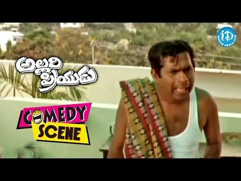 Allari Priyudu - Raja Sekhar Brahmanandam Nice Comedy Scene