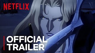 Castlevania: Season 2 | Official Trailer [HD] | Netflix