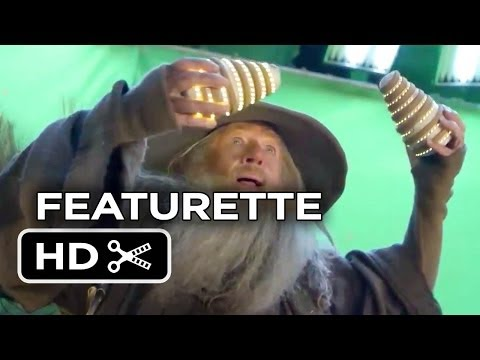 The Hobbit: An Unexpected Journey Extended Edition - Ian McKellen (2013) HD