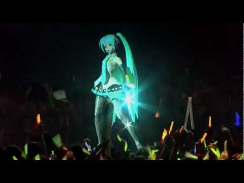 CV01 Hatsune Miku - World is Mine Live in Tokyo, Japan (ALL CREDIT GOES TO SeyrenLK)