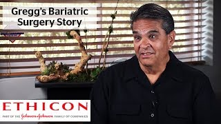 Gregg's Weight Loss Journey   Restoring Health Through Bariatric Surgery   Ethicon