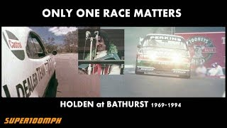 download lagu Only One Race Matters Holden At Bathurst 1969-1994 gratis