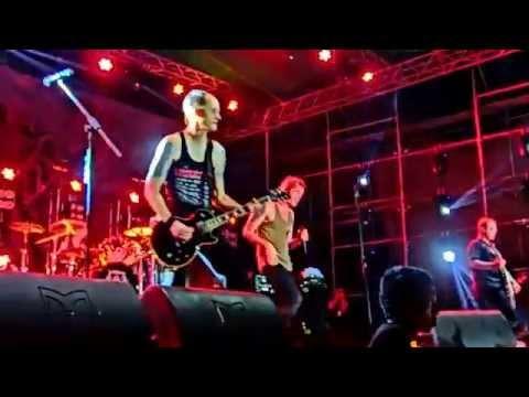 Music video Die Toten Hosen - Tage Wie Diese ... LIVE in Myanmar, 06.12.2014 ... HDR Video - Music Video Muzikoo