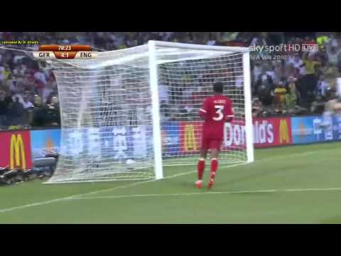 Thomas Müller || 5 Goals World Cup || HD || 2010