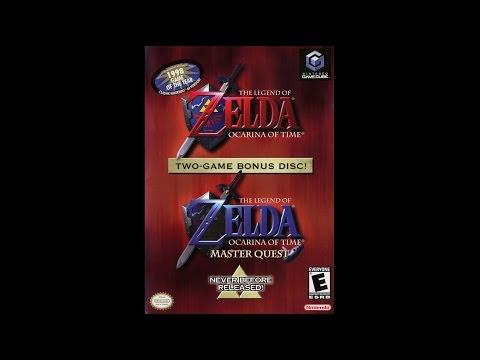 The Legend of Zelda: Ocarina of Time - Master Quest Longplay