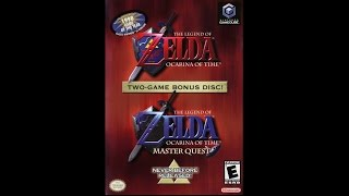 The Legend of Zelda: Ocarina of Time - Master Quest Longplay