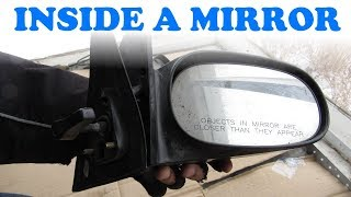 How a Rear View Mirror Works