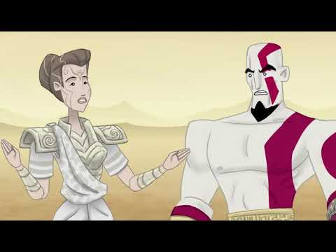 Thumb God of War: How It Should Have Ended