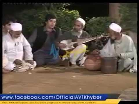 Pashto Song With Rabab (charga Me De Yowra Pisho) video