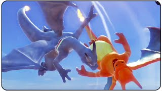 Pokkén Tournament All Grab Attacks