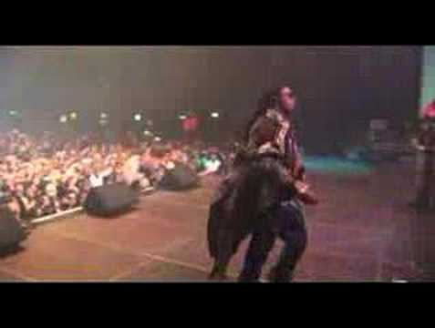 Lil Wayne Europrean Tour 08 - Amsterdam