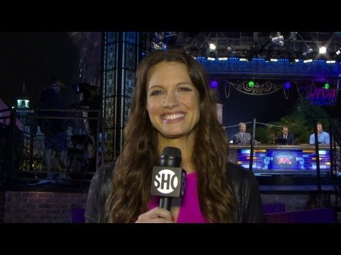 Inside the NFL  Behind the Scenes with Heidi Androl  Super Bowl XLVII
