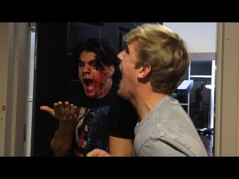 If THE PURGE was real : Jake Paul
