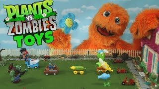 Plants vs. Zombies 2 - TOYS !