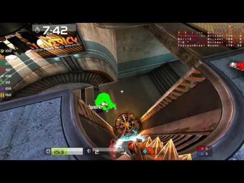 Quake Live: [HD] SkillZ! -pummel mood- on trinity amsterdamage